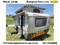2018 Sprite Splash Caravan (Gravel Road)
