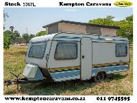 1989 Sprite Sport Caravan (On Road)