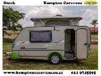 2010 Sprite Sprint Caravan (On Road)