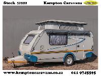 2018 Sprite Sprint Caravan (On Road)
