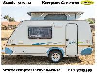 2010 Sprite Sprint Caravan ( On Road)