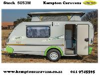 2016 Sprite Sprint Caravan ( On Road)