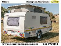 2008 Sprite Sprint Caravan (On road)