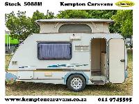 2006 Sprite Surfer Caravan (On Road)