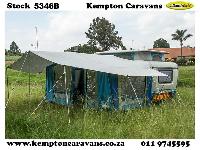 2013 Sprite Swing Caravan (On Road)