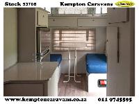 2017 Sprite Swing Caravan (On Road)