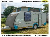 2010 Sprite Swing Caravan (On Road)