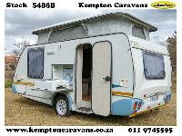 2009 Sprite Swing Caravan (On road)