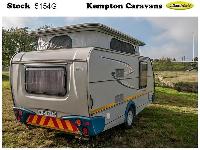 2018 Sprite Swing Caravan (On Road)