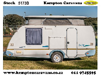 2005 Sprite Swing Caravan (On road)