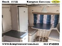 2005 Sprite Swing Caravan (On road)