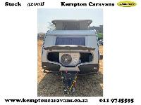 2016 Sprite Tourer SP Caravan (Gravel Road)