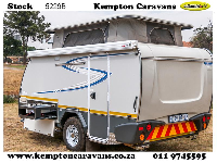 2017 Sprite Tourer SP Caravan (Gravel Road)