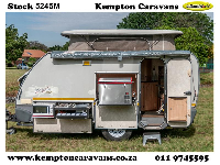 2012 Sprite Tourer SP Caravan (Gravel Road)