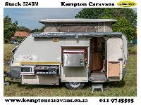 2012 Sprite Tourer SP Caravan (Gravel Road)