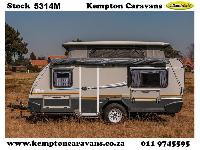 2017 Sprite Tourer SW Caravan (Gravel Road)