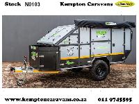 2020 Tuff Cats Mbada 2 Sleeper Caravan (Off-Road)
