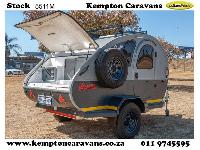 2020 Vagabond Drifter Caravan (Gravel road)