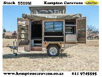2014 Wildebeest Serengeti Caravan (Gravel road)