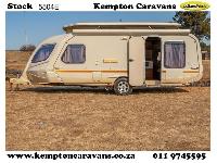 2000 Wilk Topaz Caravan (On road)