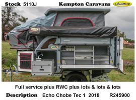 Echo Chobe Tec 1 5110J