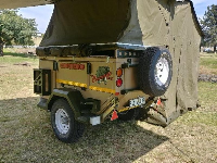 2010 Conqueror Courage Trailer (Off-Road)