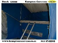 2011 Jurgens Safari Camplite Trailer (On road)