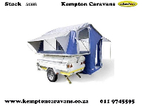 2010 Jurgens Safari Camplite Trailer (On road)