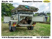 2014 Jurgens Safari XT 140 Trailer (Off-Road)