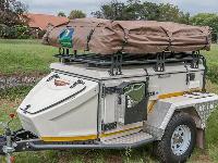 2017 Jurgens Safari XT 140 Trailer (Off-Road)
