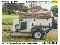 2014 Jurgens Safari XT 160 Trailer (Off-Road)
