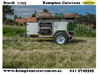 2012 Jurgens Safari XT75 Trailer (Off-Road)