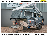 2020 Outbound BEAST 4 BERTH Trailer (Off-Road)
