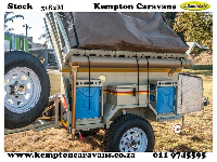 2017 Venter  Trailer (Off-Road)
