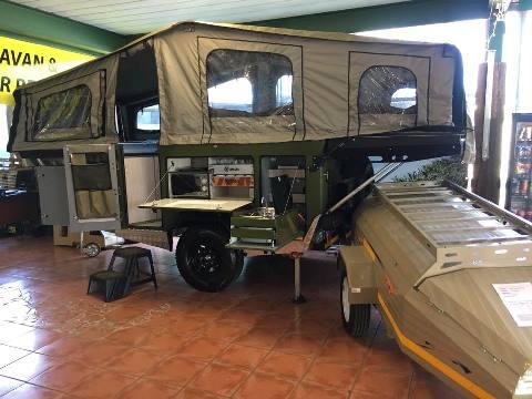 Kempton Caravans - Kempton Caravans, Edenvale - New & Used