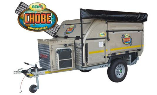 Kempton Caravans - Echo Caravans