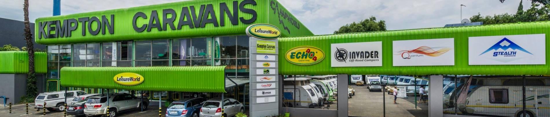 Kempton Caravans - Kempton Caravans, Edenvale - New & Used Caravans