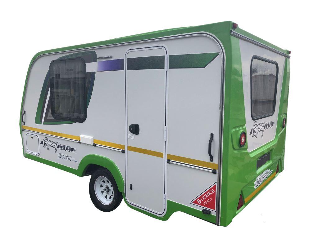 Kempton Caravans Gypsey Lite Impi