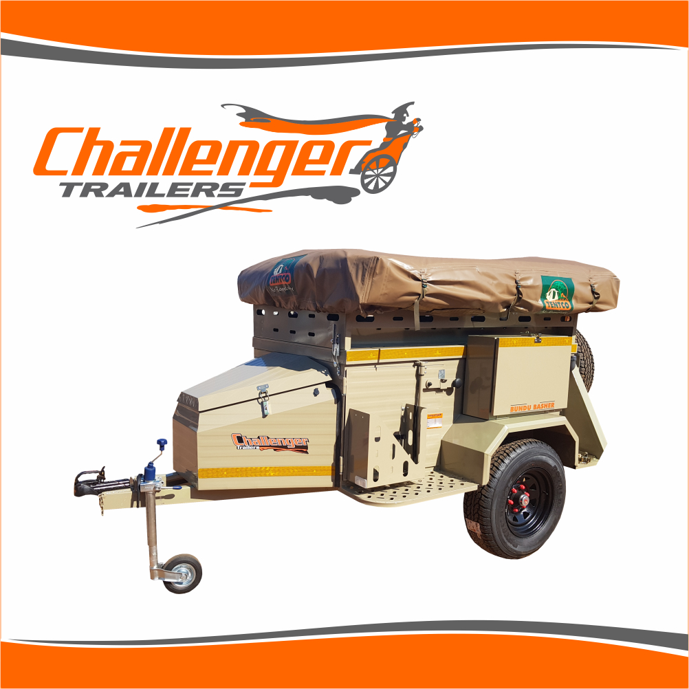 Challenger Bundu Executive Off-road Trailer
